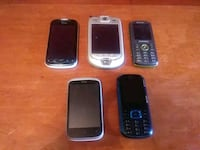 Non Working cell phones. Selling for parts only... Winnipeg, R2W 1P7