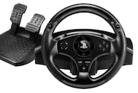 PS4 T80 racing wheel mint condition used once  Richmond Hill, L4E 0R2