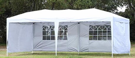 Party tent/canopy rental.