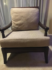 Solid wood chair $100 41 km