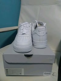 Brand New Size 12 Air Force 1s *Never Worn**Price Firm* Calgary, T1Y 2X2
