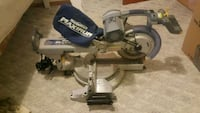 black and gray miter saw Edmonton, T5E 4G1