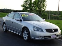 2006 Nissan Altima 3.5 SE AT Owings Mills