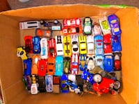 Toy cars Kingston, 18704