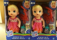 Baby Alive $15 each Price Firm Mission, 78572