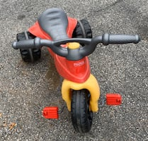 Fisher Price Bike Trike Tricycle