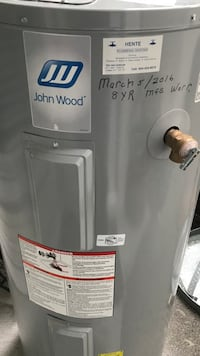 Hotwater tank 2 years old Surrey, V3S 6K3