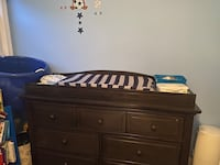 Changing Table Topper