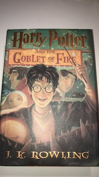 Harry Potter and the Goblet of Fire Brookeville, 20833
