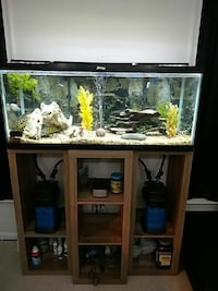 fish tank 75 gallon. Stone Ridge, 20105