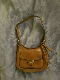 brown leather bag/purse Arlington, 22201