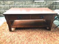 2'x4' solid wood coffee table Langford, V9C 2W1