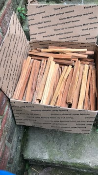 White and brown wooden planks Washington, 20032