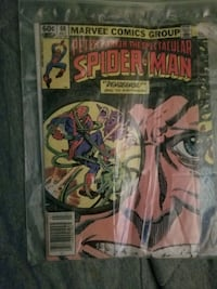 Marvel Comics Group The Amazing Spider-Man comic book Hyattsville, 20782