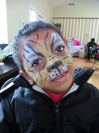 Face Painting Fremont, 94538