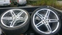 Lexus lexani 19in wheels off of 2011 lexus is250c Port Richey, 34668