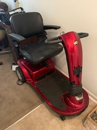 Red Scooter Excellent condition