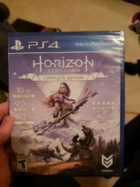 Horizon Zero Dawn: Complete Edition (Unopened) McLean, 22102