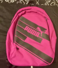 Puma back pack in excellent condition Kelowna, V1X 1Y9