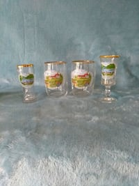 German miniature glasses Safety Harbor, 34695