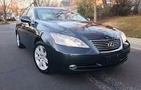 2007 Lexus ES 350 ' Touch Screen Navigation Blue Tooth Back Up Camera Drives Excellent  College Park