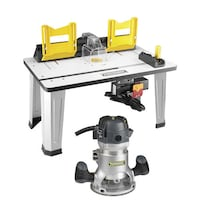 Performax® 2 HP Variable Speed Fixed Base Router Kit with Table Toronto
