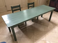 Children's solid wood table  Newtown, 06470