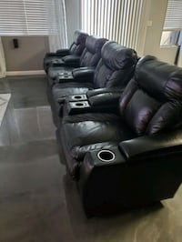 Reclining Theatre Chairs