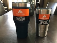 two Ozark Trail tumblers London