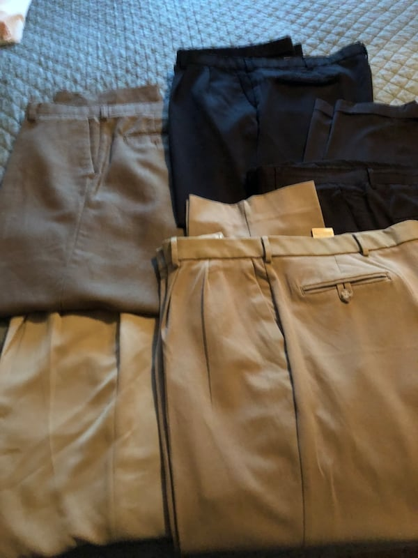 Men's formal/ dress pants-5 0