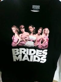 Brides Maids t shirt