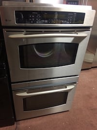 Ge stainless steel wall oven  Chicago, 60620