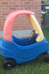 Little tikes foot operated car