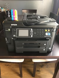 Epson WF-3640 All-in-One Printer Mississauga, L5A