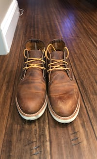 Red Wing Shoes-WORK CHUKKA