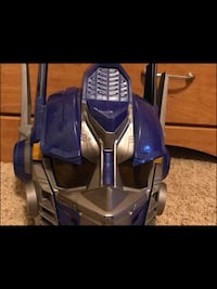 Transformers helmet voice changing AWESOME Haines City, 33837