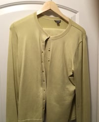 Ann Taylor Sweater and matching vest  Columbia, 21044