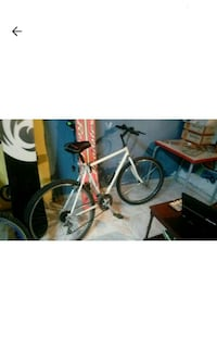 Bici mountain bike orbea blanca