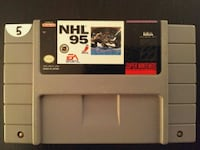 NHL '95 for Super Nintendo SNES  Vaughan, L4L 6Z5