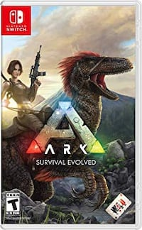Nintendo Switch ARK game Mississauga, L4X 1T2