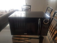 black and gray microwave oven Kitchener, N2M 3J1