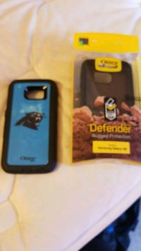 black Otter Box smartphone case Lexington, 27295