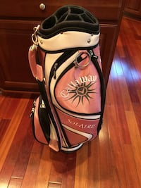 Callaway Solaire Womens' Golf Bag - like New Bristow, 20136