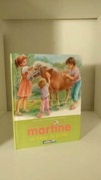 Martine fait du poney Nice, 06100
