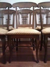 Formal Dining Chairs Set Locust Valley, 11560