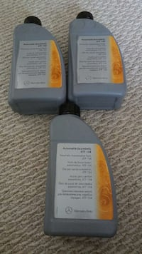 Used mercedes benz automatic transmission fluid atf 134 in for Mercedes benz automatic transmission fluid