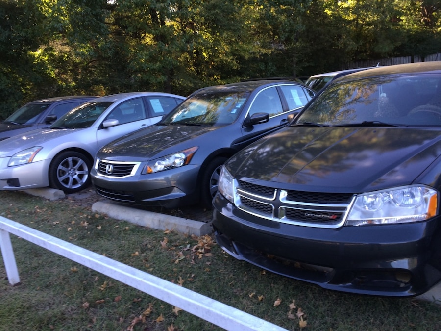 Used Cars 1000$ cash or down payments in Memphis