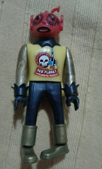PLAYMOBIL RED PLANET