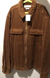 Urban Outfitters Classic Brown Jacket