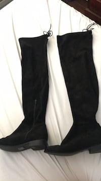 Over knee boots call it spring size 8.5 Vancouver, V5R